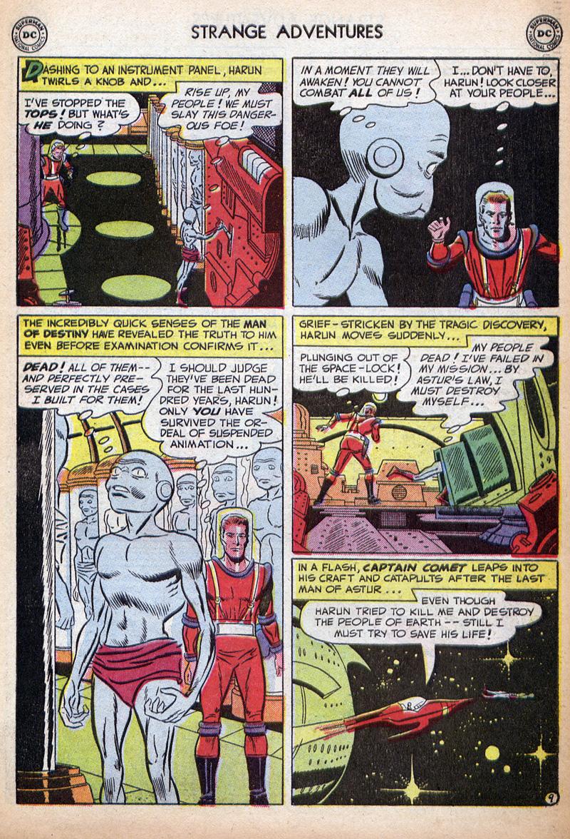 Strange Adventures (1950) issue 10 - Page 11
