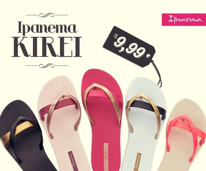 Lançamento coleção Kirei 2014 Ipnema