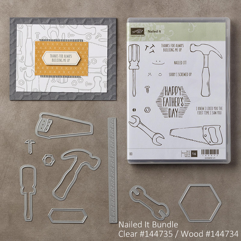 Personally Yours Stampin Up Build It Framelits Red