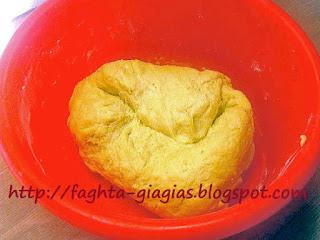 Λαμπρόψωμο ή Λαμπροκουλούρα - από «Τα φαγητά της γιαγιάς»