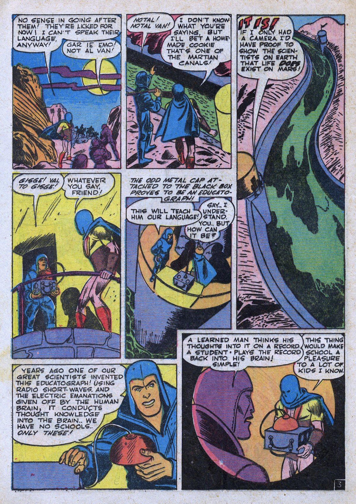 Read online All-Star Comics comic -  Issue #13 - 38