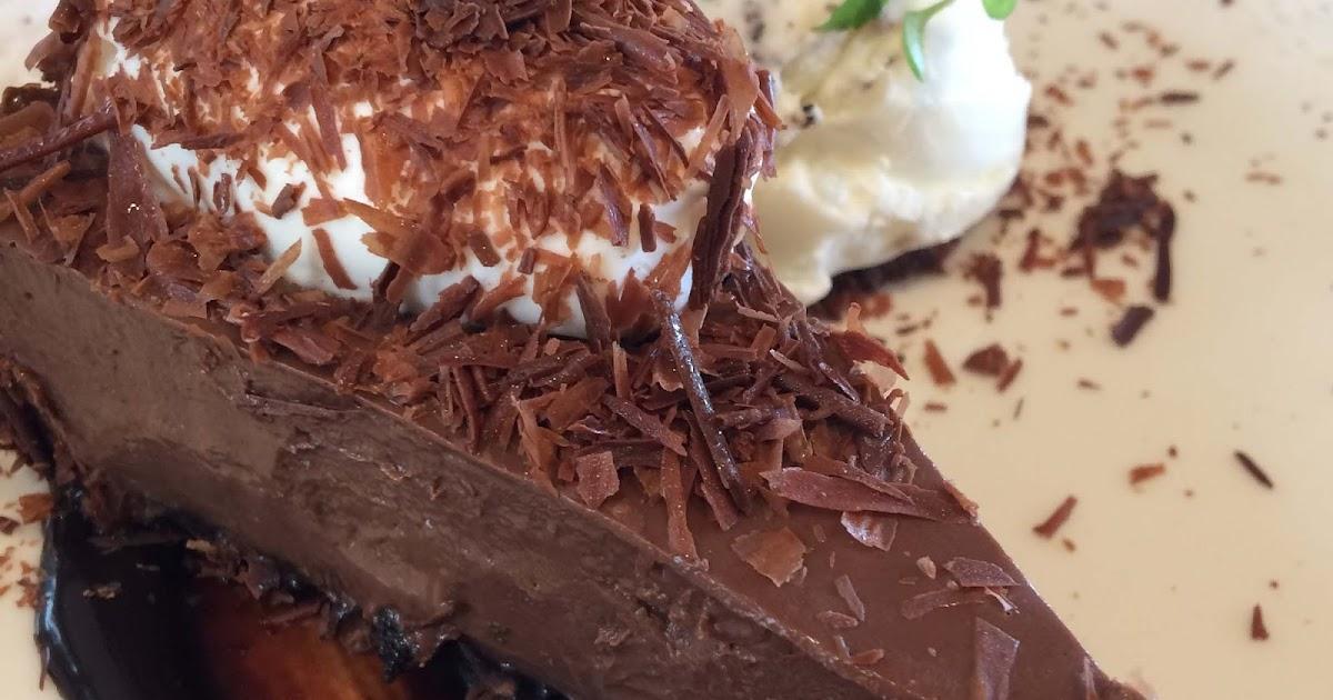 Hawaii mom blog chocolate cream pie at fish house ko olina for Fish house ko olina