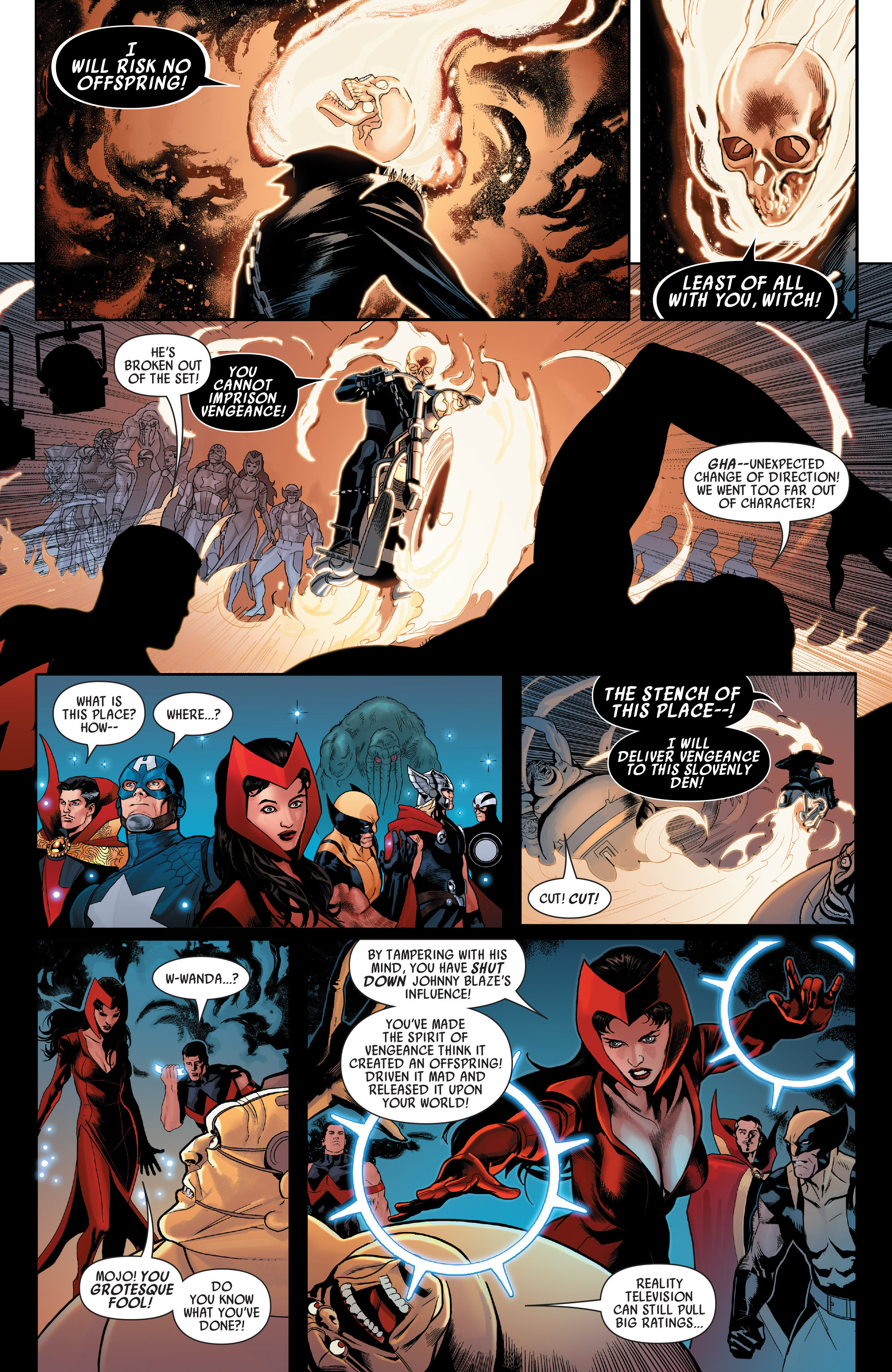 Read online Uncanny Avengers (2012) comic -  Issue # Annual 1 - 22