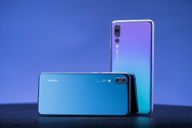 Huawei presenta su nuevo P20 Pro