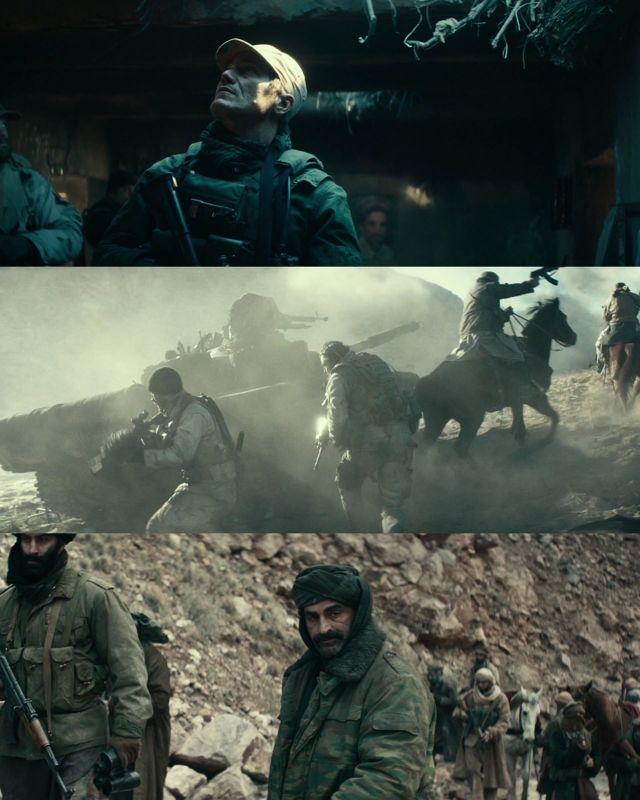 12 Valientes (2018) HD 1080p y 720p Latino