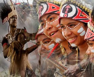 Keunikan Sejarah budaya akhlak istiadat Suku Papua berasal dari Irian Jaya Tempat Wisata Keunikan Sejarah budaya akhlak istiadat Suku Papua berasal dari Irian Jaya