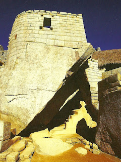 Tumba Real, sob o Templo do Sol de Machu Picchu