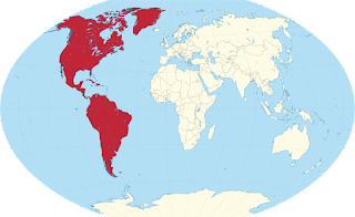 Negara berkembang di Benua Amerika