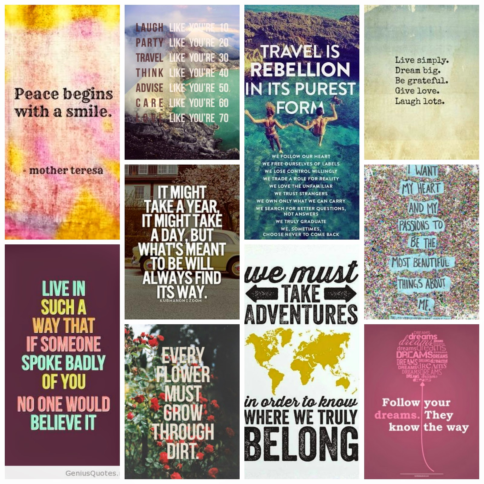 1 Quotes: 1000 images about Quote Collage on Pinterest