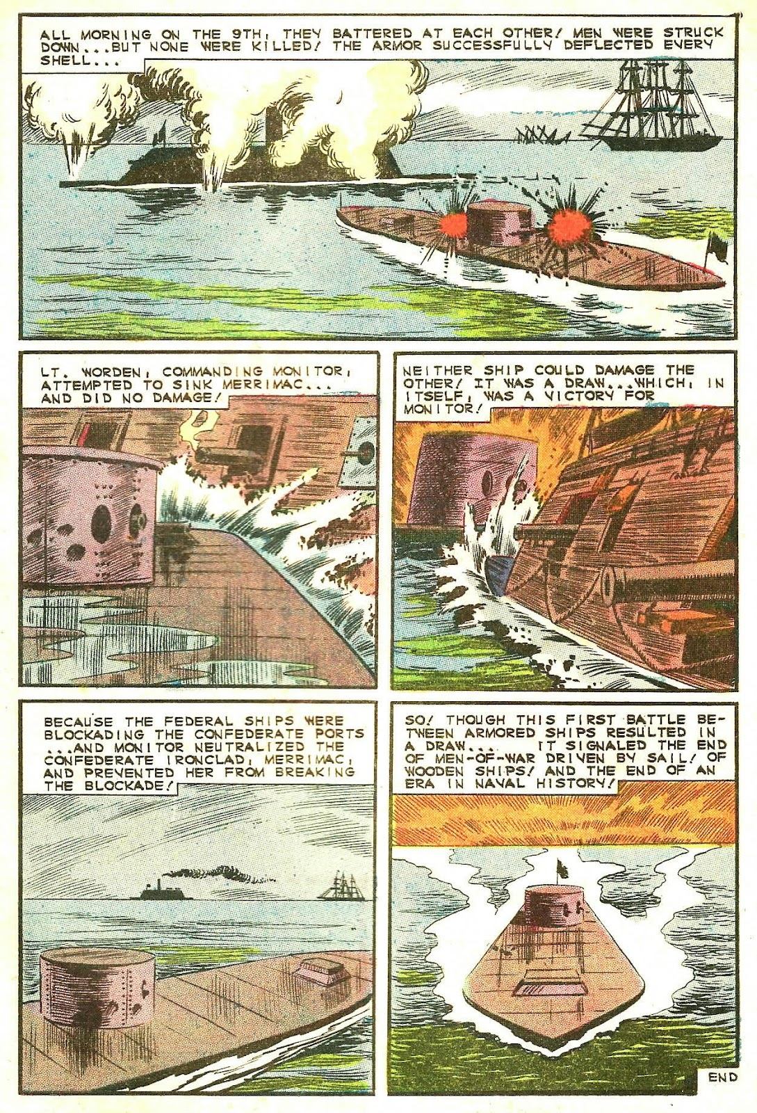 Read online Fightin' Navy comic -  Issue #125 - 33