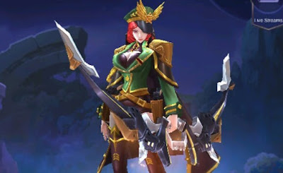 Build Item / Gear Miya Mobile Legends Terbaik