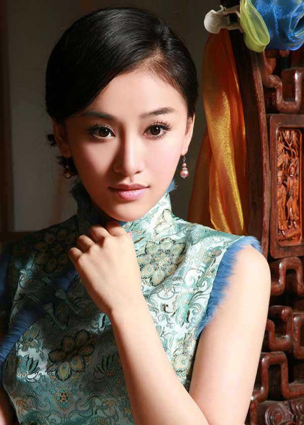 Girl Pretty | Free Stock Photo | A beautiful Chinese girl
