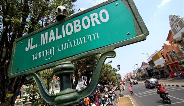 Malioboro Yogyakarta Wisata Belanja Dan Sejarah