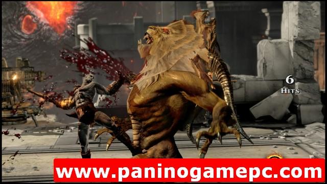 God of War 2 PC Game Free Download [188 MB]