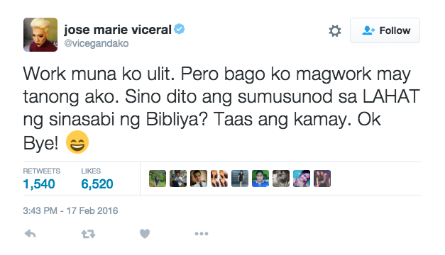 Vice Ganda was called a hypocrite, how he responded was insane!