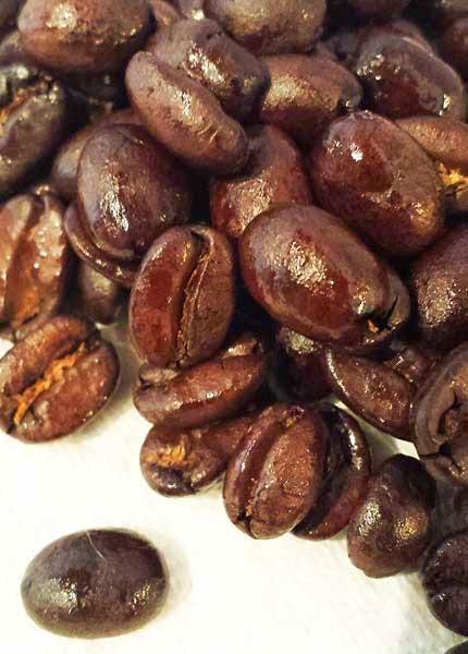 Rwanda Bourbon Coffee