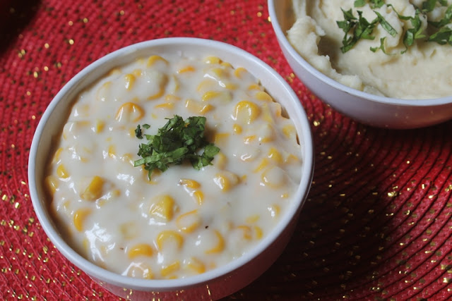 Creamed Corn Recipe - Homestyle Creamed Corn Recipe - Thanksgiving Recipes
