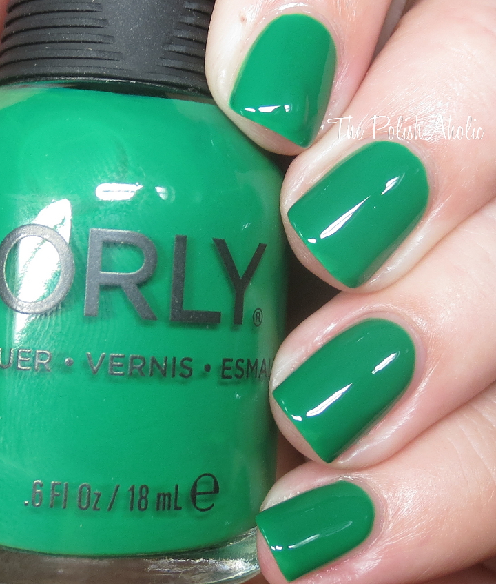 The PolishAholic: Orly Holiday 2016 Sunset Strip Collection Swatches ...