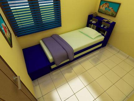 Berapa Sih Ukuran Kamar Tidur Ideal?