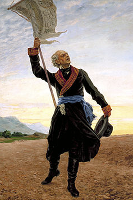 the father of revolution The voice of the mexican revolution was father miguel hidalgo y costilla who was born in new spain on may 8, 1753, of pure spanish blood, making him a criollo.