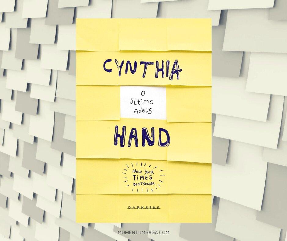 Resenha: O Último Adeus, de Cynthia Hand