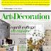 ON EN PARLE ! PORTES OUVERTES A L'ART DU 16E - parution dans le Magazine Art & Décoration numéro Octobre 2018 - agenda IDF