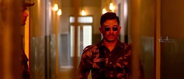 Naa peru Surya Naa illu India 2018 Telugu movie