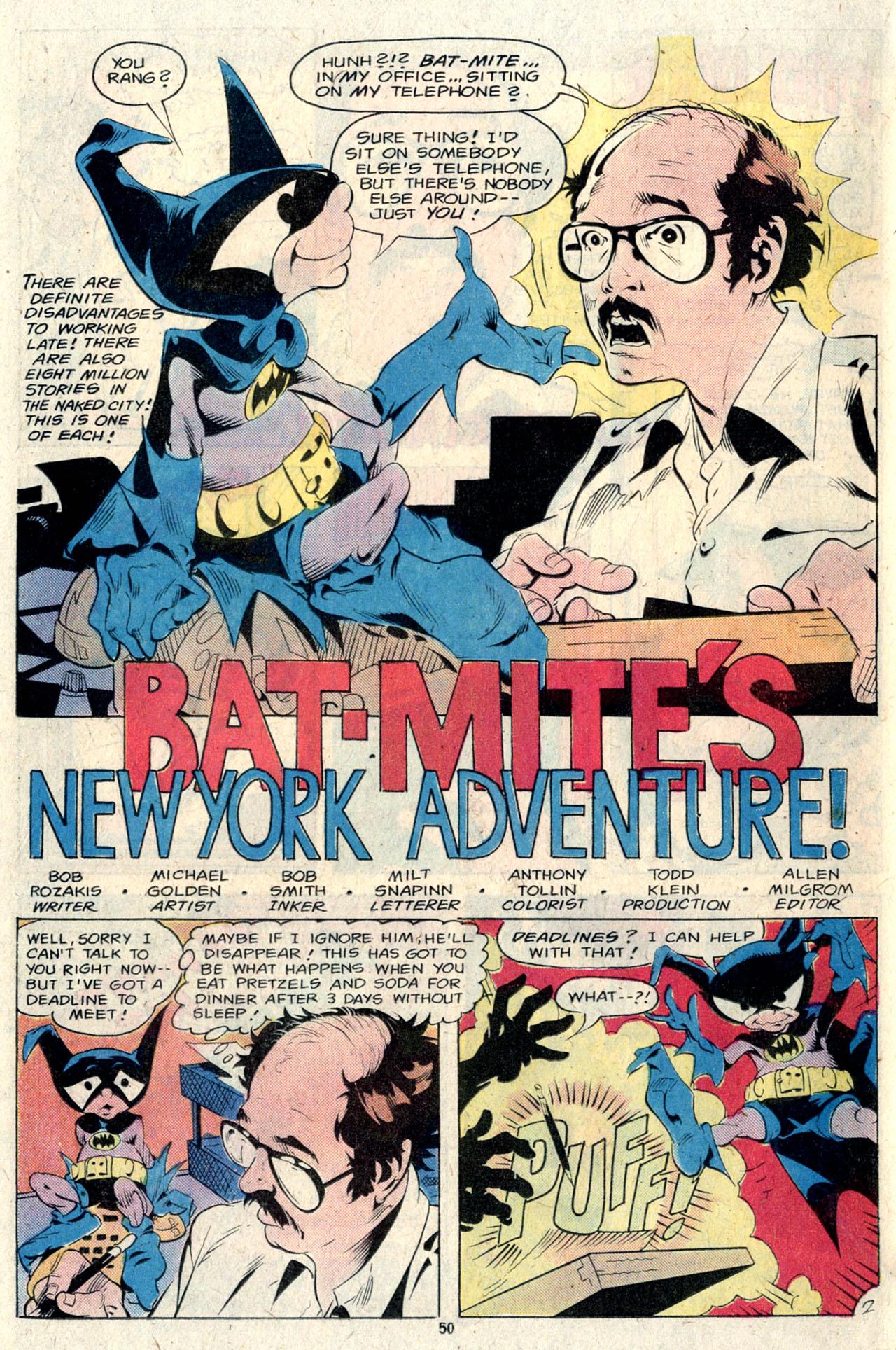 Detective Comics (1937) 482 Page 50