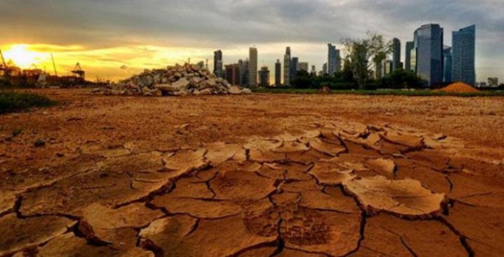 Berdasarkan Studi, Bumi Semakin Rusak Karena Ulah Manusia