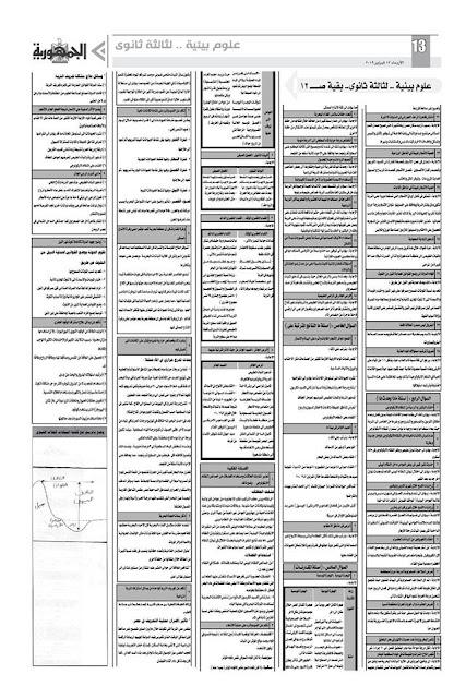 مراجعة نهائية للمنطق للصف الثالث الثانوى 2019 من ملحق الجمهورية التعليمى