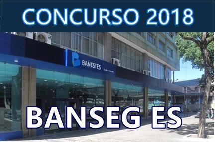 concurso BANSEG - Seguros Banestes