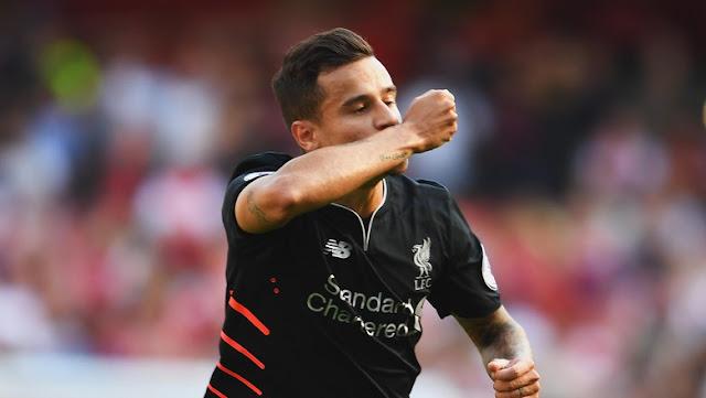 'Coutinho Sangat Bahagia di Liverpool'