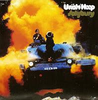 Uriah Heep's Salisbury