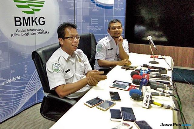 Tak Ada Peringatan Dini Tsunami Selat Sunda, BMKG: Itu Tupoksi PVMBG