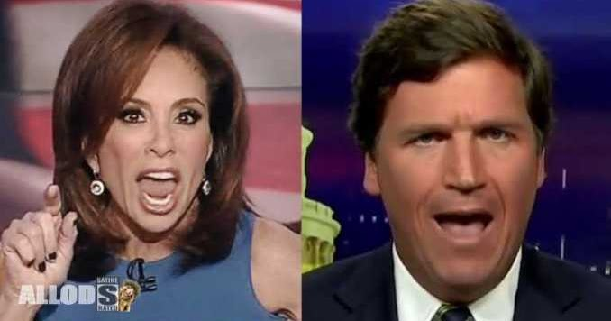 Bye Fox: Judge Jeannine and Tucker Carlson Will Do A New Show Together