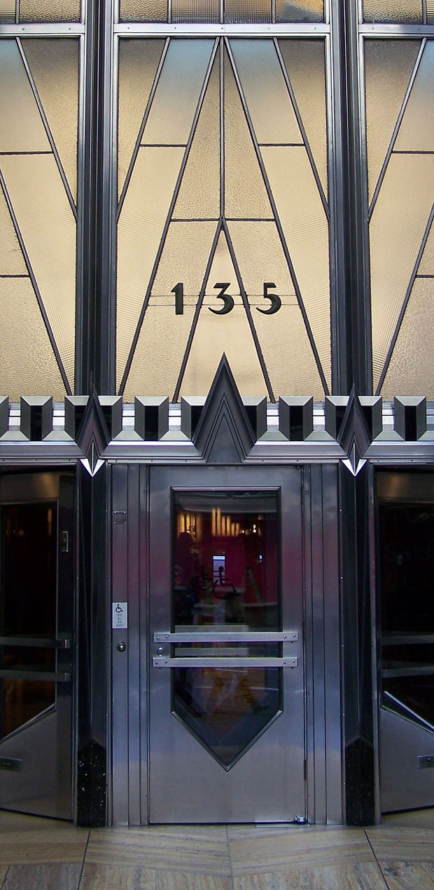 Edificio Chrysler vestibulo