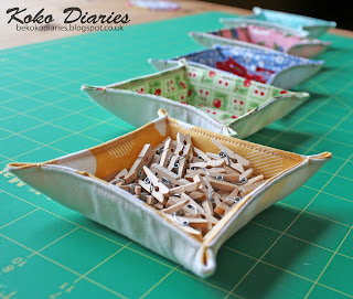 charm square dishes