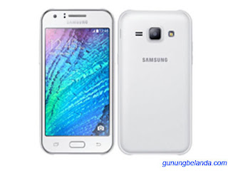 Cara Flashing Samsung Galaxy J1 SM-J100ML