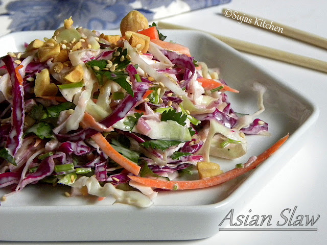 How to make Asian Salad