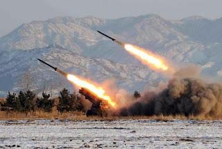 Tes Rudal Jarak Pendek Korea Utara Tahun Lalu