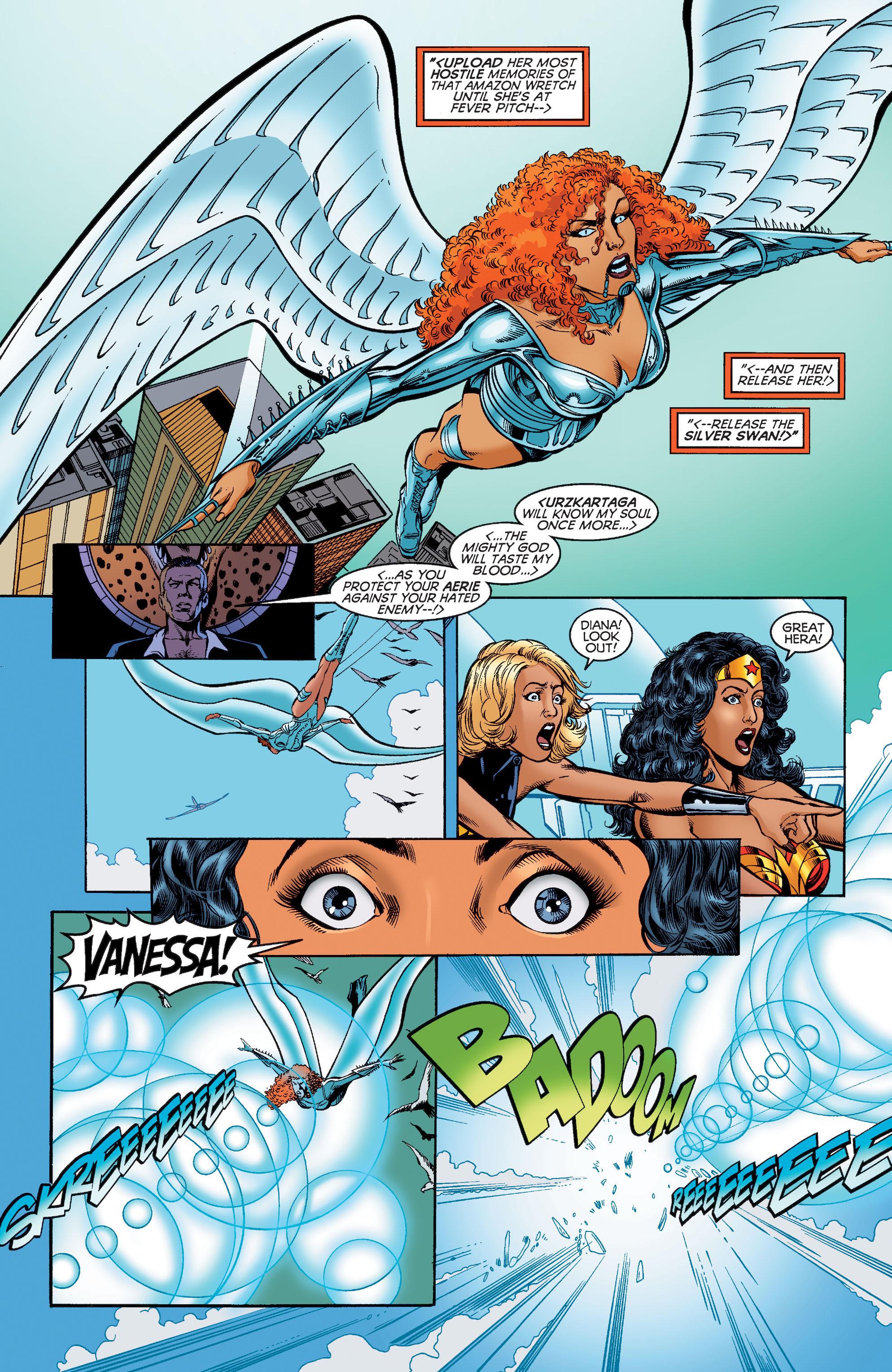Read online Wonder Woman (1987) comic -  Issue #186 - 21