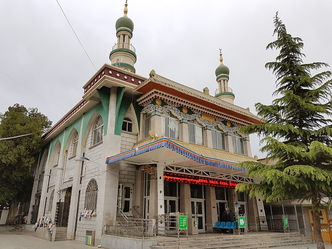 Keunikan Masjid Agung Lasha Tibet, Masjid 'Tertinggi' di Dunia