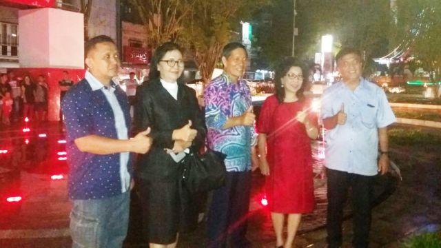 """Usai di """"Poles"""", Walikota GSVL Resmikan TKB Manado"""
