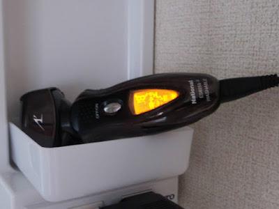 National ラムダッシュ ES8259 電池交換