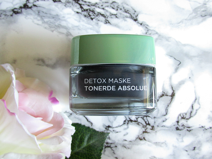 7 Summer Beauty Favorites - L´Oréal Tonerde Absolue Detox Maske - 50ml - 9.99 Euro