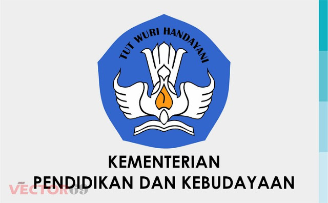Logo Kementerian Pendidikan dan Kebudayaan (Kemendikbud) - Download Vector File SVG (Scalable Vector Graphics)