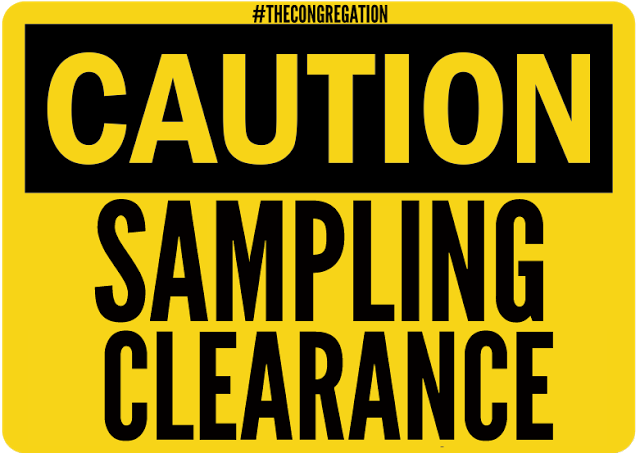 Sampling Clearance December 2017 Session