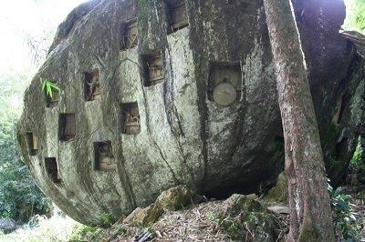 Kuburan Batu Tana Toraja