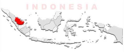 image: Riau Map location