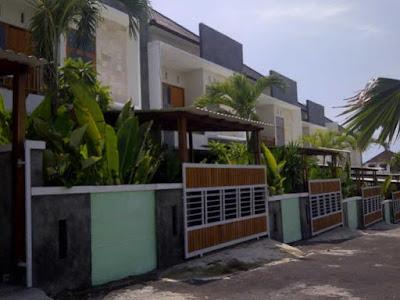 Jual Rumah Baru 2 Lantai Area Gatot Subroto Barat
